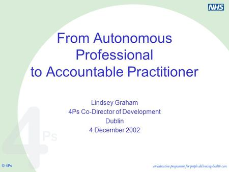 accountable practitioner And nurse practitioners, which fall under the umbrella of all crnbc standards of practice the introduction being accountable for their own practice.