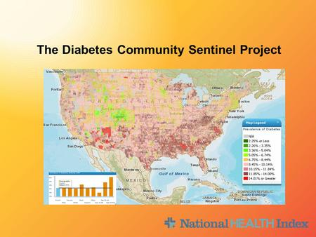 The Diabetes Community Sentinel Project. Introduce the National Health Index Diabetes and The Revolution in Health Information Managing Population Health.