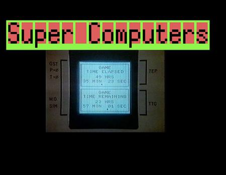 Definitions of Supercomputer A time dependent term which refers to the class of most powerful computer systems world-wide at the time of reference An.