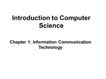 introduction to computer communication Computer communication links that do not  the introduction and rapid growth of e-commerce on the world wide web in the mid-1990s made it obvious that .
