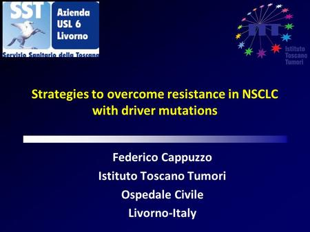 Strategies to overcome resistance in NSCLC with driver mutations