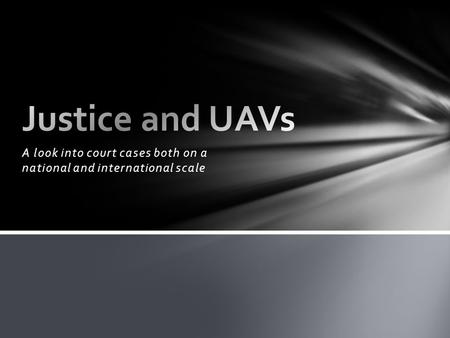 A look into court cases both on a national and international scale.
