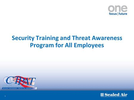 Security Training and Threat Awareness Program for All Employees