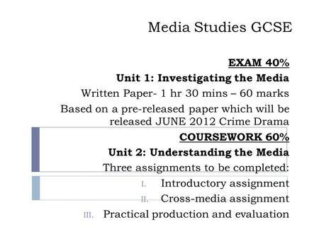 unit 3 investigating marketing coursework