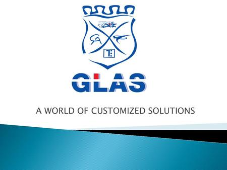 A WORLD OF CUSTOMIZED SOLUTIONS.  G L A S, Located in Irún,is a logistics services, transportation and distribution company.  Backed with over 25years.