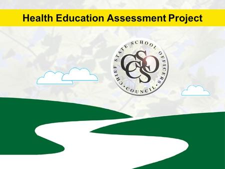 Health Education Assessment Project. Why Is Assessment Important? To help educators guide improvements in health education planning and delivery (curriculum.