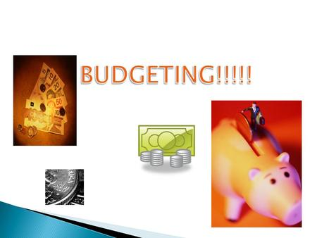  1. what is a budget?  2. do any of you have a WRITTEN budget?  3. Why are budgets important to have?