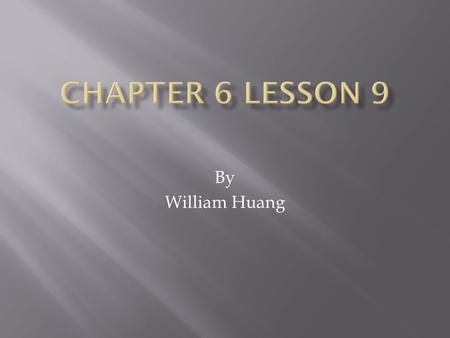 By William Huang. Solve Problems by writing and solving equations (Math Textbook)