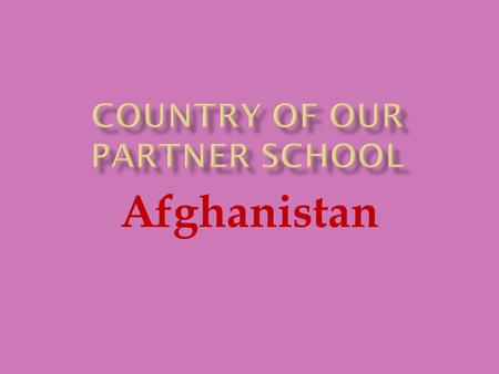 Afghanistan  The flag of Afghanistan is composed of three equal vertical bars of black, red, and green, with the white coat of arms of Afghanistan.