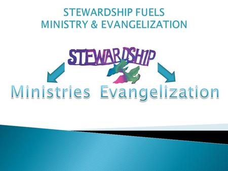 MINISTERS NOT VOLUNTEERS  SMALL MINISTRIES  LARGE MINISTRIES.