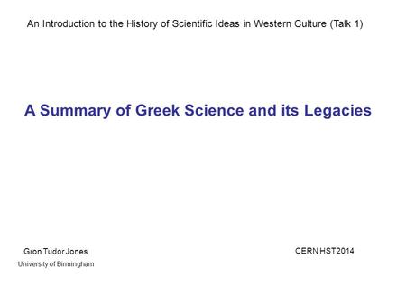 """truth and knowledge of reality through greek philosophy With this famous quote one of the great early philosopher of science questioned  the validity of everything let me quote from """"wiki"""": profoundly influenced by."""