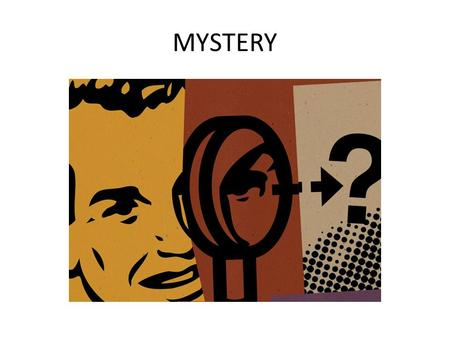 mystery writing tips Everyone loves a good mystery mystery author agatha christie is the best-selling writer in the history of writing, having sold over 4 billion copies to date.