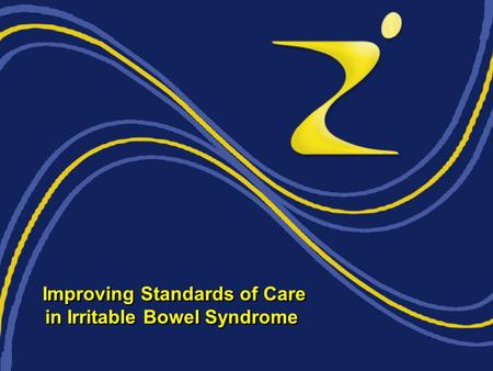 Improving Standards of Care in Irritable Bowel Syndrome.