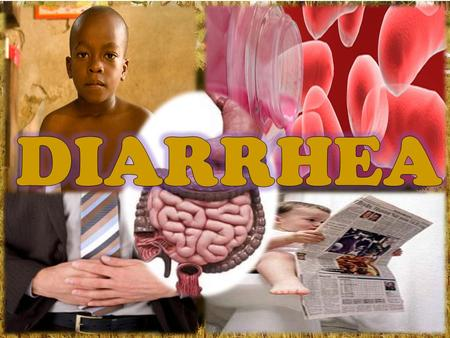 Diarrhea is a condition that involves the frequent passing of loose or watery stools. It comes from the Greek word diarrhoia. Dia means flow and rrhoia.