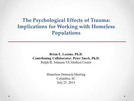 review of treatment options for ptsd Post traumatic stress disorder related to prisoners of  post traumatic stress disorder related to  how does ptsd affect pows 2) are treatment options.