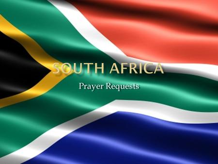 Prayer Requests. Geography Population Groups and Languages Black : The Nguni, comprising the Zulu, Xhosa, Ndebele and Swazi people The Sotho-Tswana,