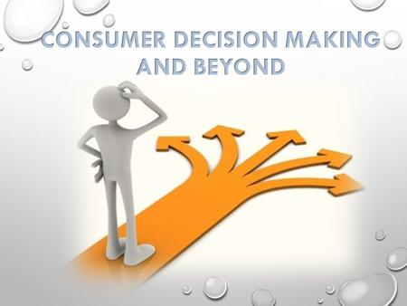  Consumer's choice made between two or more options available  If many options are available it is called consumer's freedom  A Hobson's choice is.