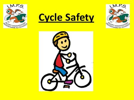 Cycle Safety. Each time you hop onto your bike, do you wear your helmet? If you do, why do you wear your helmet? If you don't, why not?