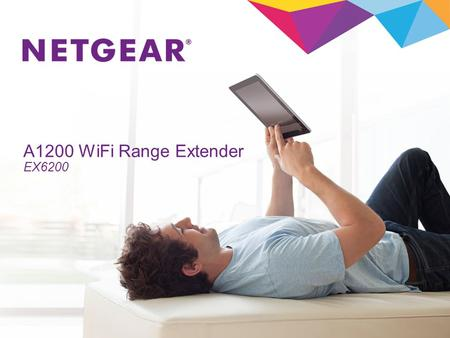 A1200 WiFi Range Extender EX6200. AC1200 High Power WiFi Range Extender + Ultimate range and speed with 802.11ac + 5dBi removable external antennas +