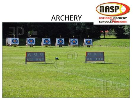 ARCHERY. History of Archery Archery began thousands of years ago. In addition to gathering roots, leaves and nuts, humans desired to included wild game.