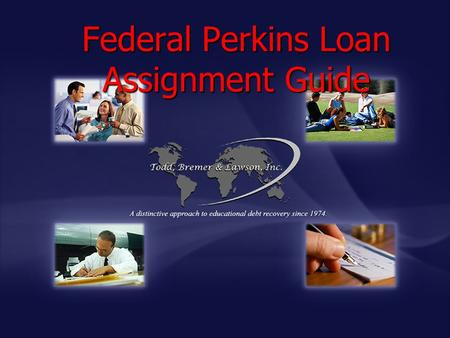 Federal Perkins Loan Assignment Guide. ► Loan Assignment Regulations  Sec. 674.50 Assignment of defaulted loans to the United States. (a)An institution.