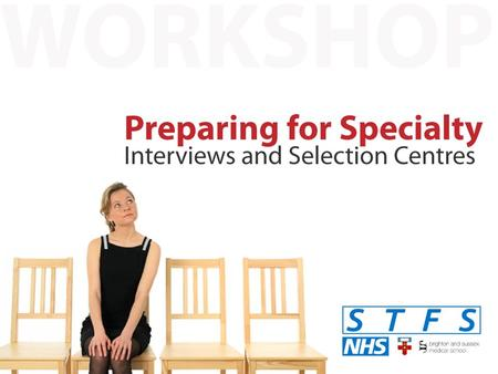 4 stage Career Planning Model Applications Purpose of interview How panels run –Specialty / GP Preparation Performance –How to succeed Interview questions.