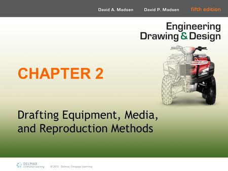 Drafting Equipment, Media, and Reproduction Methods