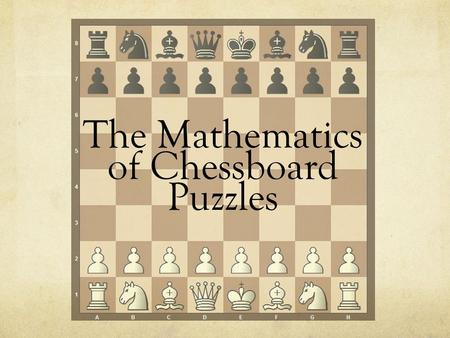 The Mathematics of Chessboard Puzzles. The Closed Knight's Tour.
