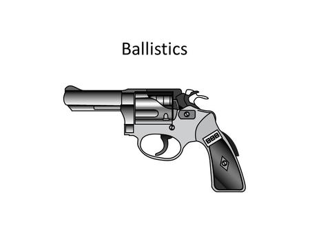 Ballistics. The vast majority of U.S. homicides involve guns. And they are more powerful than ever. Lansing State Journal, July 2007 1998--Deaths due.