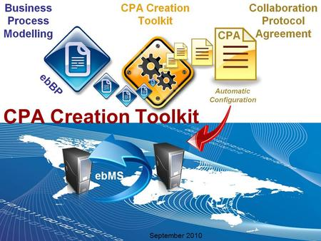 Sonnenglanz Consulting BV September 2010CPA Creation Toolkit1 September 2010.