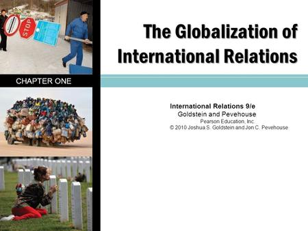 The Globalization of International Relations