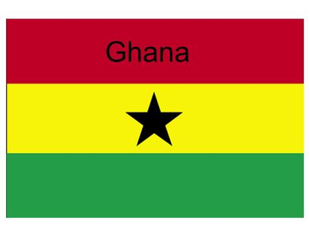 Ghana. Ghana is a west African country situated between the Ivory Coast on the west, Togo on the east, Burkina Faso to the north and the Gulf of Guinea.