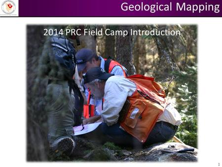 2014 PRC Field Camp Introduction