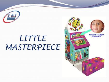 LITTLE MASTERPIECE LITTLE MASTERPIECE. LAI Games's latest novelty cartoon coloring game An educational game for children to express their creativity with.