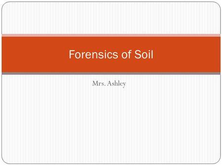 inorganic components of soil pdf