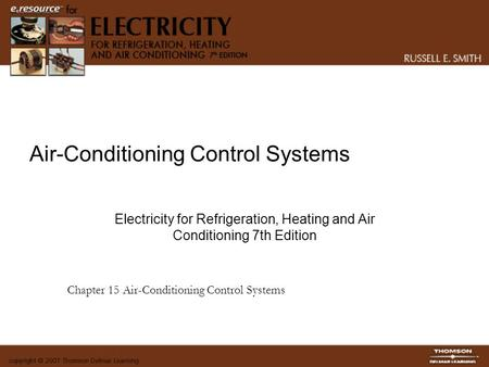 Air-Conditioning Control Systems
