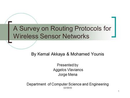 A Survey on Routing Protocols for Wireless Sensor Networks