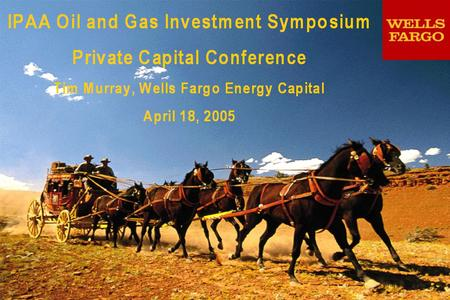 Denver - Energy Annual Meeting December 13, 2001.