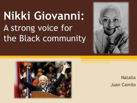 critical analysis of knoxville tennessee by nikki giovanni Knoxville tennessee nikki giovanni by helena kurpaska about the poet born in knoxville, tennessee in 1943, but grew up in lincoln heights, ohio received her bachelors degree from fisk university (nashville tn) in 1967.