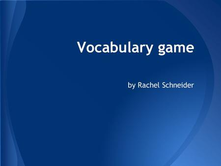 Vocabulary game by Rachel Schneider. Which is a force that acts on rock to change its shape or volume Tension Stress Shearing.