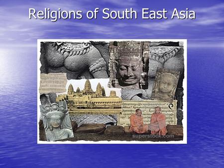 Religions of South East Asia. Hinduism- Ethnic Began: 2000 B.C.E. Began: 2000 B.C.E. Founder: Dravidians & Aryans Founder: Dravidians & Aryans Origin: