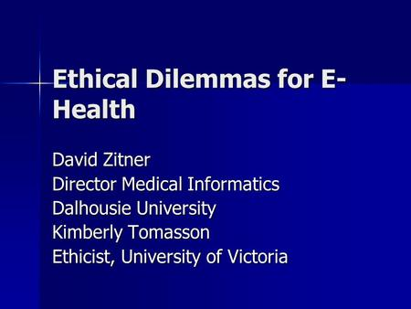 historical ethical dilemma Ethical dilemmas, also known as moral dilemmas, have been a problem for ethical theorists as far back as plato an ethical dilemma is a situation wherein moral precepts or ethical obligations conflict in such a way that any possible resolution to the dilemma is morally intolerable.