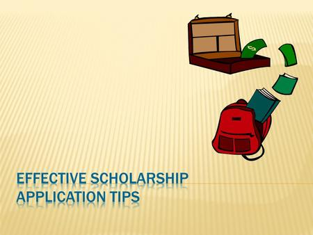  The goal of the Scholarship Essay is to provide scholarship evaluators and donors an opportunity to learn more about you as a person beyond your GPA,