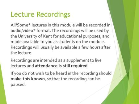how to download lecture recordings