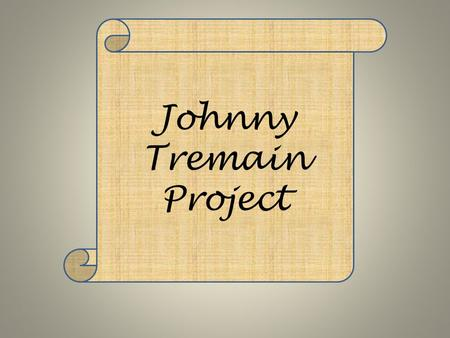 Johnny Tremain Project Paul Revere's Early Life Paul Revere was born December of 1734 He was the third oldest out of twelve children. As a teenager,