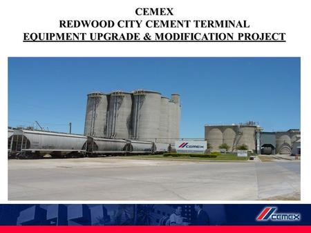RMC Pacific Materials Purchased The Terminal From Ideal Cement