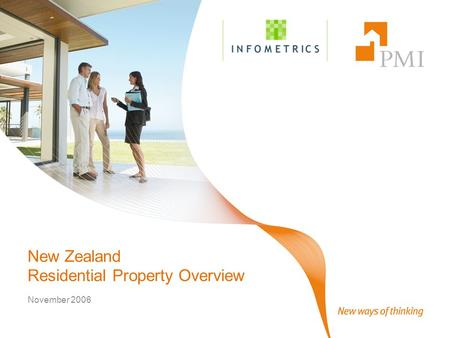New Zealand Residential Property Overview November 2006.