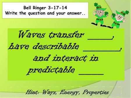 wavelength and amplitude relationship marketing