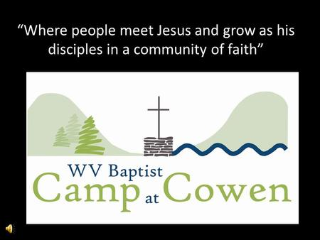"""Where people meet Jesus and grow as his disciples in a community of faith"""