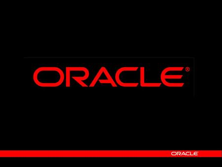 Oracle Applications Framework Jason Reedy Sales Consultant Oracle Corporation.